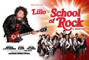 School of Rock-locandina