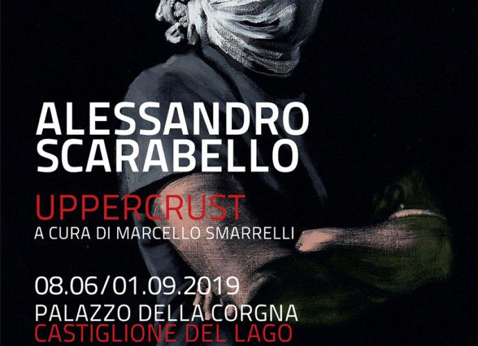 Mostra-Uppercrust-Alessandro-Scarabello-locandina-copertina