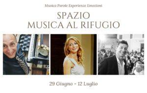 Spazio Musica al Rifugio-locandina