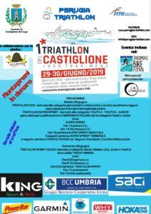 1° Triathlon del Castiglione-volantino