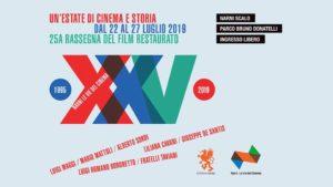 Le vie del cinema-Rassegna del film restaurato_locandina