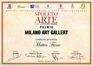 Premio Milano Art Gallery-locandina