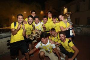 Il quartiere San Fortunato vince la Corsa dei Bovi e per l'undicesimo anno consecutivo l'ambito Falco d'Oro