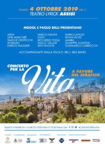 Concerto per la Vita-locandina
