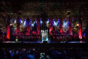 Alchemaya Arena Verona 2 settembre 2018 Raffaella Vismara