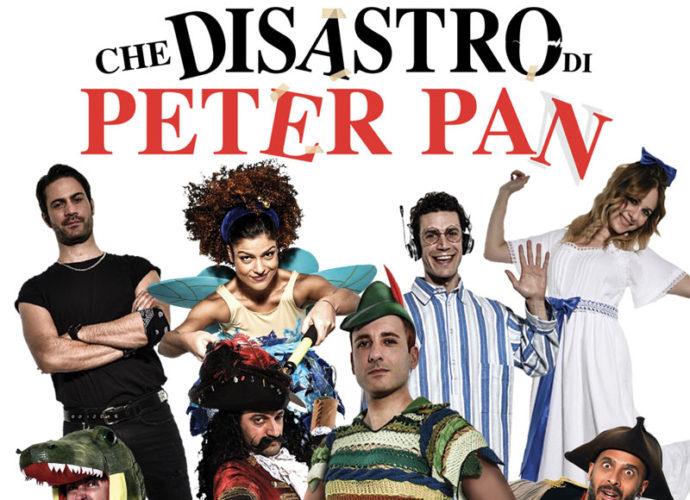 Che-disastro-di-Peter-Pan-copertina