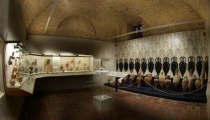 MUVIT - Museo del Vino Fondazione Lungarotti Torgiano (PG) Sala I