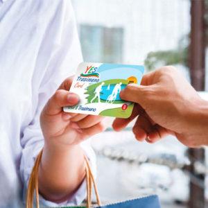 Yes-trasimeno-card-in