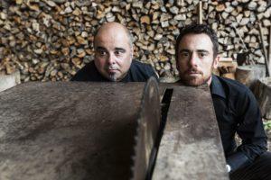Teho Teardo e Elio Germano - Foto di Elia Falaschi