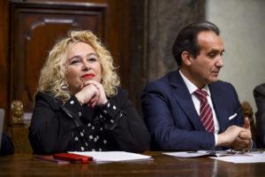 Donatella Cocchini e Moreno Landrini - Foto d'archivio Vissani-2