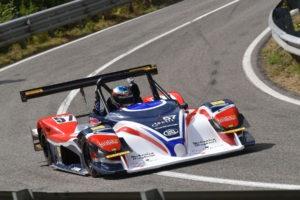 Prototipi in azione al Trofeo Luigi Fagioli - Bassi Ettore Francesco (Osella Pa 21/Evo #57)