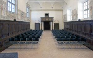 Sala refettorio - Biblioteca Sperelliana