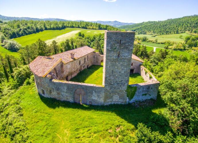 Castello di Colmollaro - Foto Alessandro Volpi
