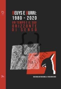 Beuys Burri copertina libro pièdimosca