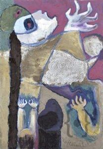 Gli antichi canti - Anna Morroni, immagine principale Mostra