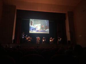 L'evento I giovani e la musica per il cinema