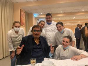 Umberto-Smaila-e-le-Lady-Chef-con-Paolo-Trippini